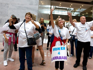 Kavanaugh fight touched 'pleasure centers' of GOP voters but will the feeling last?