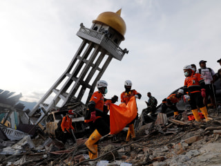 Toll in Indonesia earthquake, tsunami nears 2,000 with thousands still missing