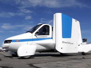 The Terrafugia Transition could end the long wait for flying cars
