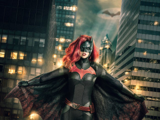 Batwoman unveiled: First image of Ruby Rose's Gotham superhero emerges