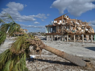 Michael's destruction exposes weaker building codes in Florida's Panhandle