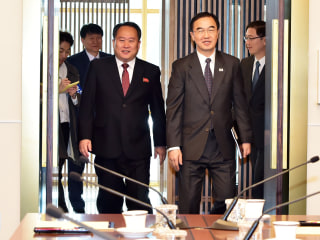 North, South agree to break ground on inter-Korean railroad
