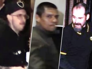 New York police looking for 9 people involved in 'Proud Boys' brawl