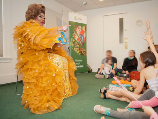 From Brooklyn to Wichita, public libraries create LGBTQ-affirming spaces
