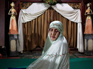 In Indonesia, transgender women find haven in Islamic boarding school