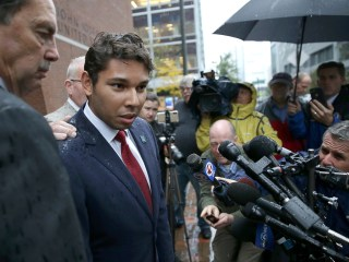 Indicted mayor of Massachusetts town now faces eviction from apartment