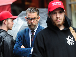 Proud Boys guilty of a hate crime? Experts say probably not