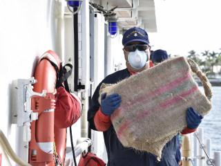 Coast Guard rounds up $47 million worth of cocaine, marijuana off Florida coast