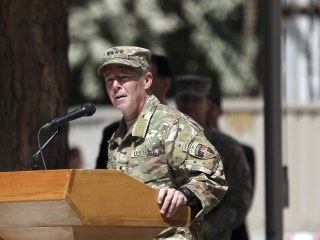 Kandahar police chief killed in Afghan attack, U.S. Gen. Scott Miller is unhurt
