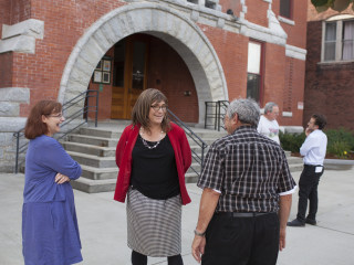 The 0.1 Percent: Can Christine Hallquist win over Vermont's rural voters?