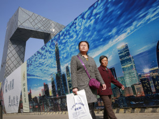 China's economic growth slows to lowest level since 2009