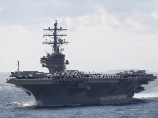 U.S. Navy helicopter crashes on USS Ronald Reagan in Asia, sailors hurt