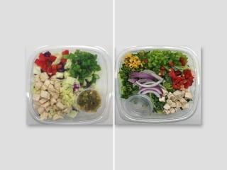Prepared salads recalled for salmonella, listeria risk