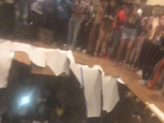 Floor collapses at party in South Carolina, injuring dozens