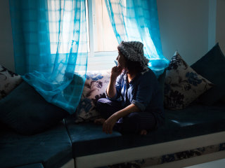 Polygamy persists among Israel's Bedouins but women are pushing for change