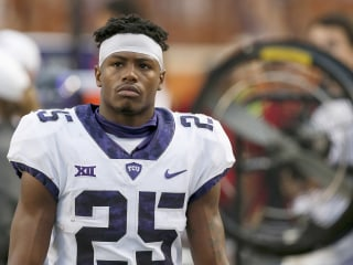 TCU football star KaVontae Turpin charged with assaulting girlfriend