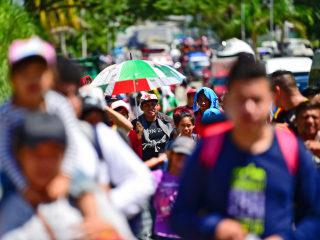 Five myths about the Honduran caravan debunked