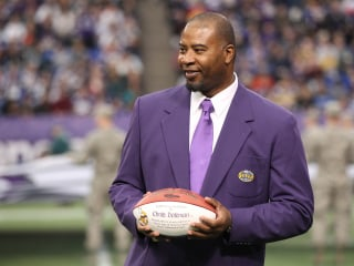 Chris Doleman, NFL Hall of Famer, dies at 58