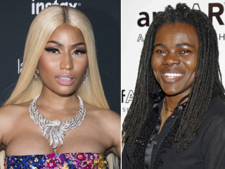 Tracy Chapman sues Nicki Minaj over copyright infringement