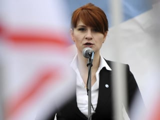 Mariia Butina studied U.S. groups' cyberdefenses