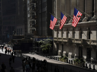 Tax, trade uncertainties give Wall Street jitters