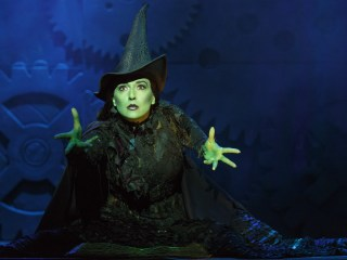 'Defying gravity': A Broadway star's unlikely journey from Wall Street to 'Wicked'