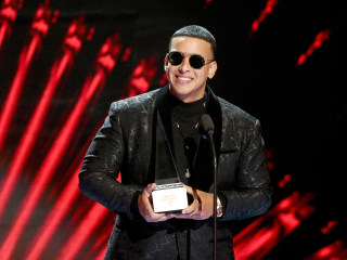 Daddy Yankee awarded Guinness World Record, first Latin artist to reach No. 1 on Spotify