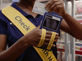 Soon you'll be able to check out at Walmart without going to the register