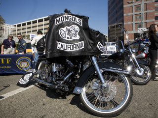 Mongols biker gang found guilty of racketeering