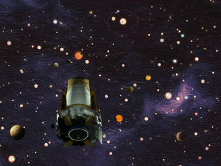 Kepler planet-hunting space telescope's 'blockbuster' mission comes to end
