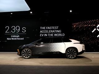 Tesla rival Faraday has come unplugged