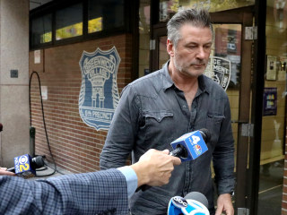 Alec Baldwin arrested for fight over parking spot in New York City
