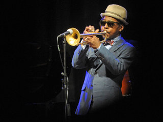 Famed trumpeter Roy Hargrove dies at 49