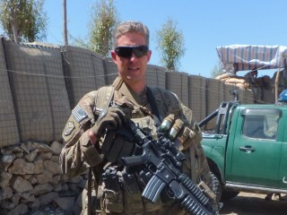 Maj. Brent Taylor's family gets letter from Afghan military colleague
