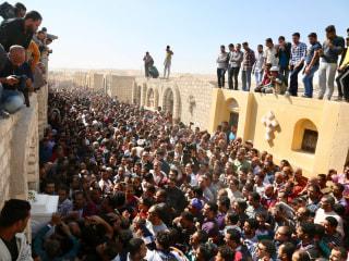 Egypt says Christian pilgrims' killers are slain in shootout