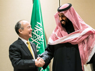 SoftBank's billionaire CEO says he won't turn his back on Saudi investment