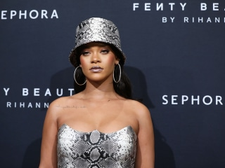 Rihanna tells Trump to stop playing her music at his rallies