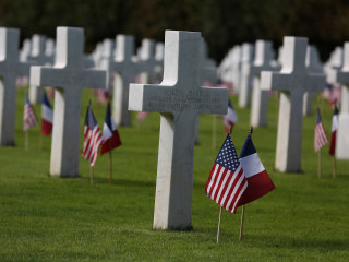 100 years after WWI armistice, U.S. role remembered in French towns