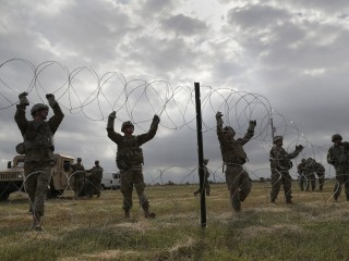 Department of Defense drops 'Operation Faithful Patriot' title from military border mission