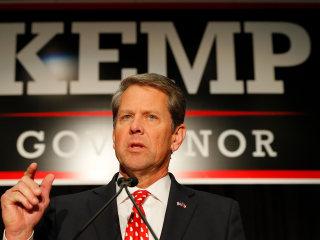 Brian Kemp resigns as Georgia secretary of state as governor's race remains too close to call