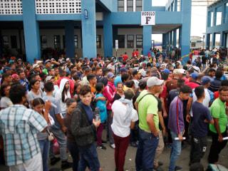 Venezuelan migrant exodus reaches 3 million, United Nations says