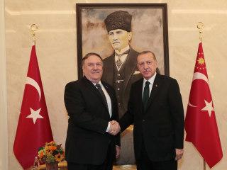 U.S. among countries that listened to Khashoggi tapes, Turkey's Erdogan claims