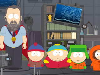 South Park issues rare apology for 'ManBearPig' skewering of Al Gore