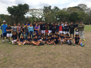 Young U.S. Latino changes lives in El Salvador through soccer and 'The Power of Play'