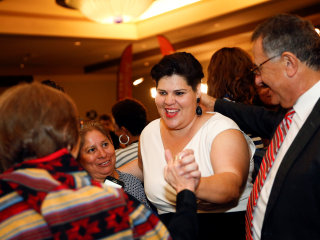 Newly elected Raquel Terán defiant as she faces a birther movement in Arizona