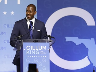 Gillum bets future on defending Floridians' right to vote