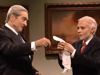 'SNL' mocks exit of U.S. Attorney General Jeff Sessions