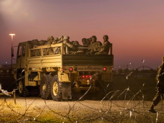 What are 5,600 troops going to do at the border? Maybe not much