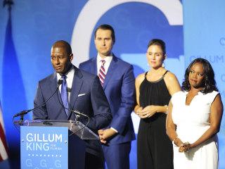 Gillum officially concedes Florida governor race, congratulates DeSantis on winning