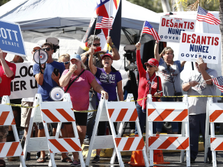 Step right up: The recount circus has come back to Florida